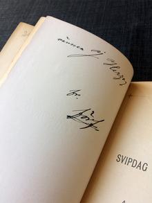Klinckowström, Axel: Svipdag Egilssons saga. [...] Med en inledning af prof. Viktor Rydberg.