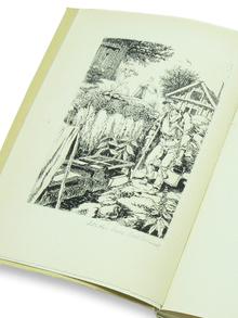 Berömda berättare. Med illustrationer av Bertil Bull Hedlund.