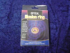 Optical Illusion Ring