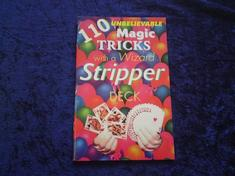 110 tricks med en Stripper-kortlek