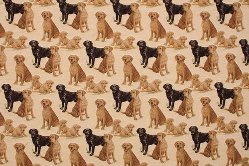 Metervara, Tyger & textilier - Labradorer