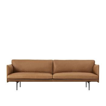 Muuto soffa Outline ,3-sits