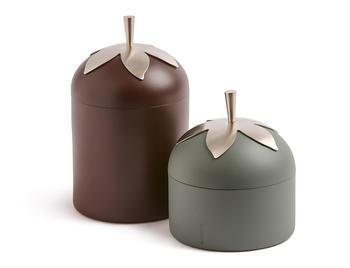 Klong -Blad förvaring-kaffe och teburk