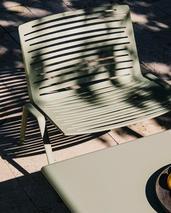 Fast-Zebra lounge chair