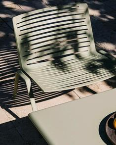 Fast-Zebra lounge chair