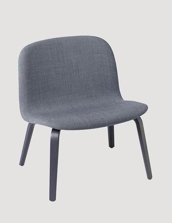 Muuto Visu Lounge chair tygklädd