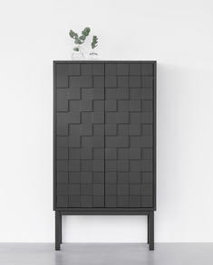 A2-Collect Cabinet Black  2016