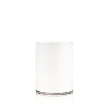 Skogsberg & Smart Hurricane lamp vit