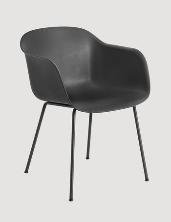 Muuto Fiber armchair, tube base