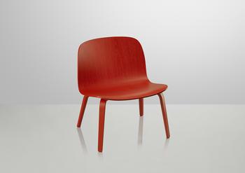 Muuto Visu Lounge chair-trä