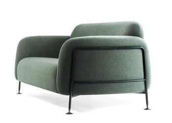Massproductions Mega 3-seater-sofa