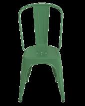 Tolix A stol TENDENCES färger , matt struktur