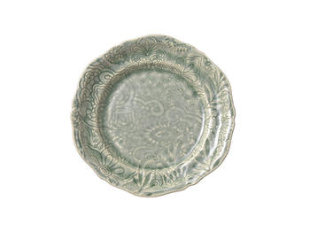 Sthål- Arabesque -assiette