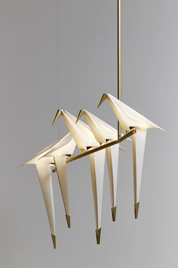 Moooi -Perch light-taklampa