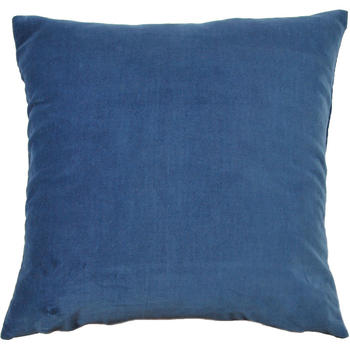 Mairo kuddfodral sammet ljusblå