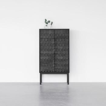 A2-Collect Cabinet 2012 black