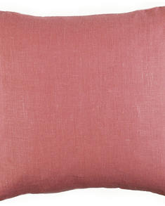 Mairo kudde linne,gul , 48x48 cm