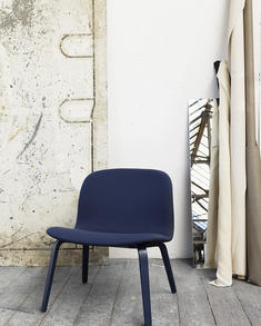Muuto Visu Lounge chair- tyg