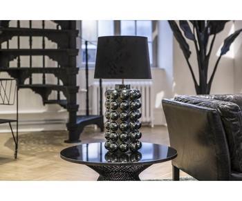 Hallbergs-Bertone  -bordslampa