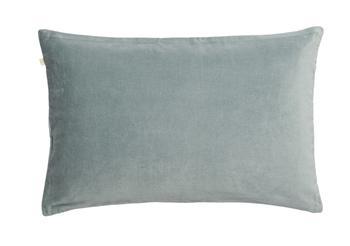 Chamois-kuddfodral-sammet-40x60cm