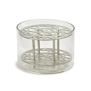 Klong vas mini Äng-silver