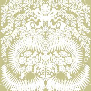Polypodium white acid yellow deep