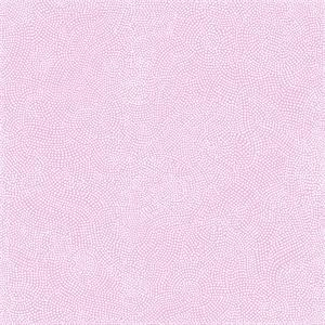 Dot white on lilac pink