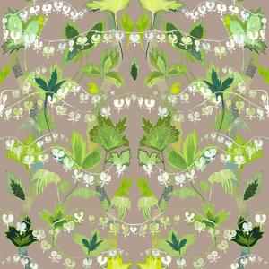 Löjtnantshjärta varm beige färgval av http://www.igroshage.no/