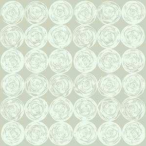 Von Rosen blek grön