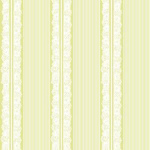 Spets vit ljus limegrön