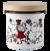 Moomin enamel jar - 3,7 dl - Winter Magic