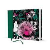 Moomin hardcover notebook - Ruby