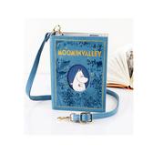 Mumin axelremsväska - Book Bag, blå