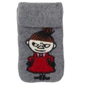 Lilla My, iPhone-fodral i handfiltad ull, Klippan