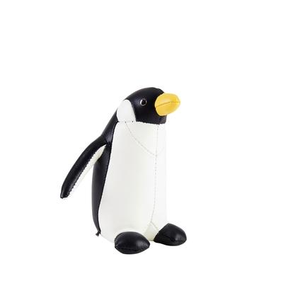 Züny Baby Pingvin - brevpress, svart/vit
