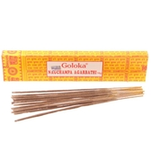 Goloka Nag Champa Agarbathi Incense Sticks 16g