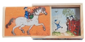 Emil Of Lönneberga, 4 wooden puzzle in box