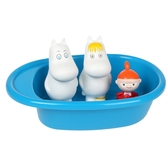 Bath Figures Moomin, Snorkmaiden, Little My