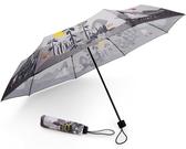 Moomin umbrella, grey
