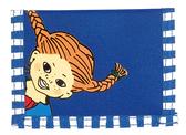Pippi wallet Navy, marinblå