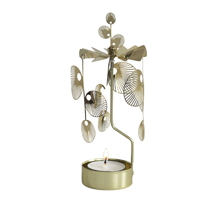 Rotary candle holder RCH Sun