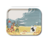 "Moomin tray ""Moomin Valley Hat"""