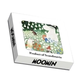 Mumin Coasters filtback - 4-Pack - Dangerous Journey