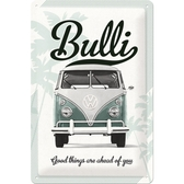 Metal sign - VW Bulli