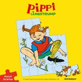 Pippi Longstocking puzzle 36 pieces