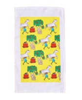 Mini Terry Towel Pippi Stark