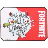 Fortnite Gaming Placemat, white/red