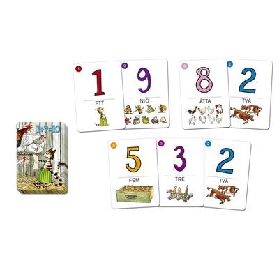 Findus räknespel, 1+9 =10