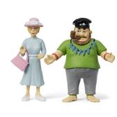 Efraim och Prussiluskan figurset