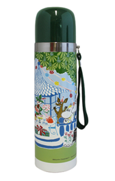 Party - Moomin flask, 5 dl, House of Disaster